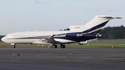 N606DH - Boeing 727-30 - Private