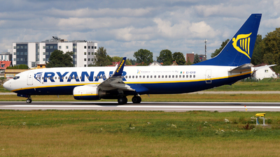 EI-EKB - Boeing 737-8AS - Ryanair