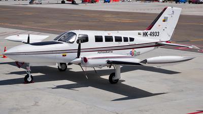 HK-4933 - Cessna 402B - Private