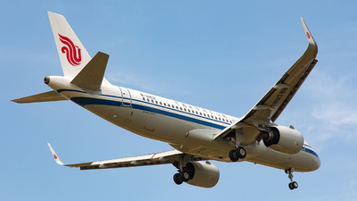B-30C2 - Airbus A320-271N - Air China