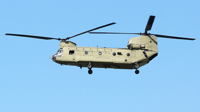 11-08841 - Boeing CH-47F Chinook - United States - US Army