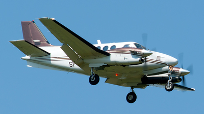 SP-MMS - Beechcraft C90GTi King Air - Private