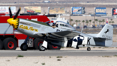 NL51PE - North American P-51D Mustang - Private