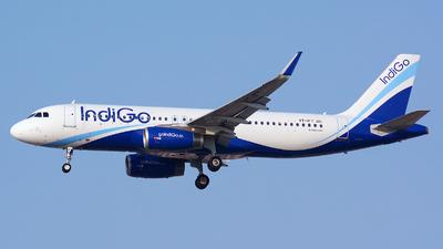 VT-IFT - Airbus A320-232 - IndiGo Airlines