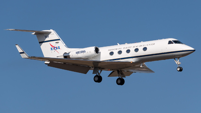 N808NA - Gulfstream G-III - United States - National Aeronautics and Space Administration (NASA)
