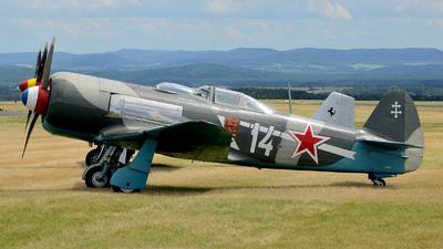 F-AZNN - Yakovlev Yak-11 Moose - Private
