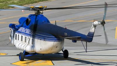 730 - Mil Mi-8T Hip - Romania - Unitatea Speciala de Aviatie