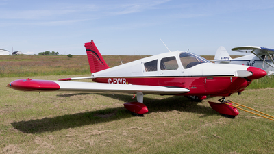 C-FXYB - Piper PA-28-235 Cherokee - Private