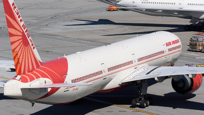 A picture of VTALS - Boeing 777337(ER) - Air India - © Jordan Louie