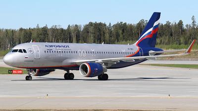 A picture of VPBET - Airbus A320214 - Aeroflot - © BizavMen