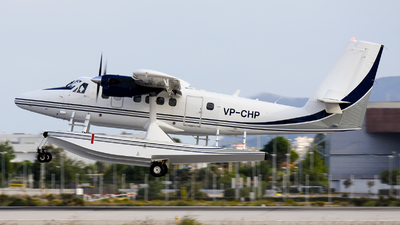 VP-CHP - Viking DHC-6-400 Twin Otter - Private