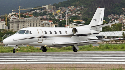 PR-LFT - Cessna 560XL Citation XLS - TAM Jatos Executivos