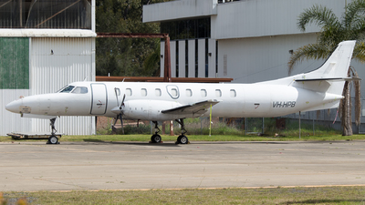 VH-HPB - Fairchild SA227-DC Metro 23 - Private