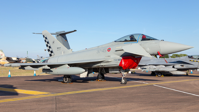 MM7345 - Eurofighter Typhoon EF2000 - Italy - Air Force