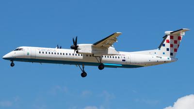 A picture of 9ACQC - De Havilland Canada Dash 8400 - Croatia Airlines - © Simon Prechtl