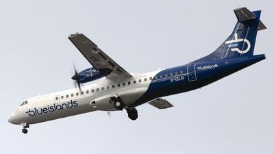 G-ISLN - ATR 72-212A(500) - Blue Islands