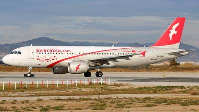 CN-NMB - Airbus A320-214 - Air Arabia Maroc