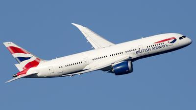 d83f96a65eaa G-ZBJB - Boeing 787-8 Dreamliner - British Airways - Flightradar24