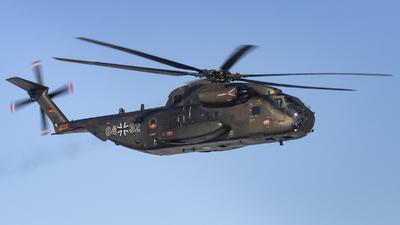 84-32 - Sikorsky CH-53GA - Germany - Air Force