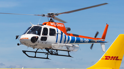 OE-XHP - Aérospatiale AS 350B3 Ecureuil - Wucher Helicopter