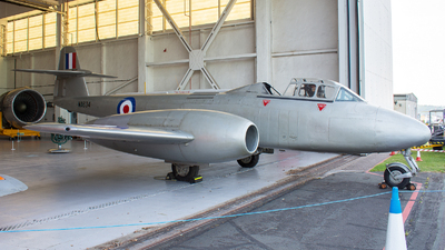 WA634 - Gloster Meteor T.7 - United Kingdom - Royal Air Force (RAF)