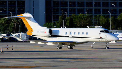 OE-HST - Bombardier BD-100-1A10 Challenger 350 - International Jet Management