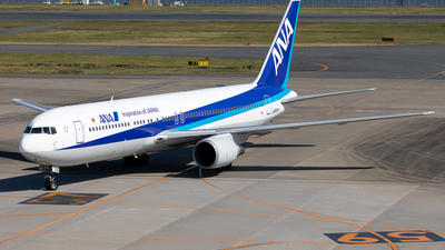 JA8674 - Boeing 767-381 - All Nippon Airways (ANA)
