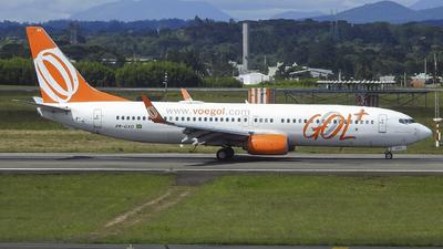 PR-GXD - Boeing 737-8EH - GOL Linhas Aéreas