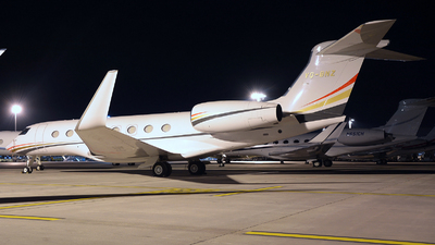 VQ-BNZ - Gulfstream G650ER - Jordan - Government