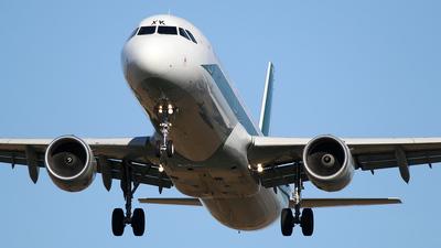 I-BIXK - Airbus A321-112 - Alitalia