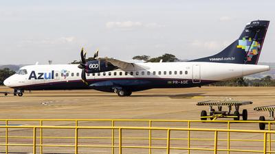 PR-AQE - ATR 72-212A(600) - Azul Linhas Aéreas Brasileiras