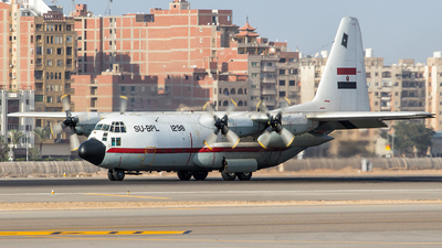 1298 - Lockheed C-130H Hercules - Egypt - Air Force