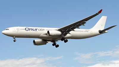 TC-OCS - Airbus A330-343 - Onur Air
