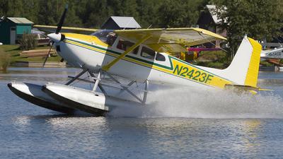 A picture of N2423F - Cessna 180H - [18051623] - © Alex