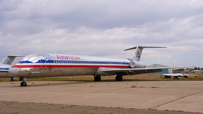 A picture of N965TW - McDonnell Douglas MD83 - [53615] - © qfsaviation