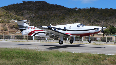F-OSBE - Pilatus PC-12/47E - Private