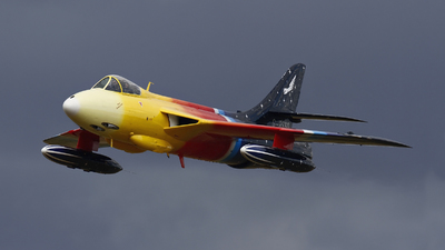 G-PSST - Hawker Hunter F.58A - Private