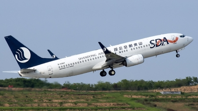 B-6987 - Boeing 737-85N - Shandong Airlines