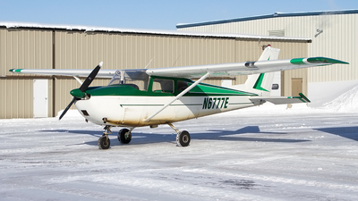 N6777E - Cessna 175 Skylark - Private