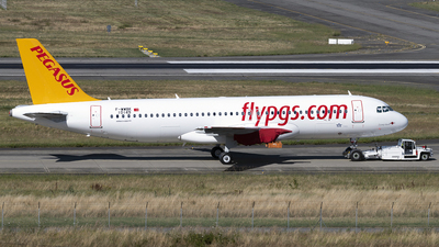 A picture of FWWBK - Airbus A320 - Airbus - © DN280