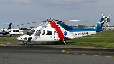 A picture of CGHJV - Sikorsky S76A - Helijet International - © Daniel Schwinn
