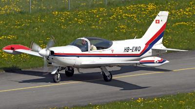 A picture of HBEWQ - SiaiMarchetti F.260C - [636/46002] - © Mirko Bleuer