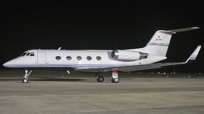 EC-FRV - Gulfstream G-IIB - Private