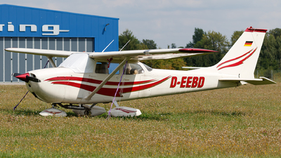 D-EEBD - Reims-Cessna FR172F Reims Rocket - Private