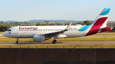 D-AIZQ - Airbus A320-214 - Eurowings