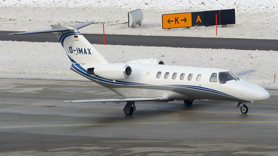 D-IMAX - Cessna 525A CitationJet 2 - Silver Cloud Air