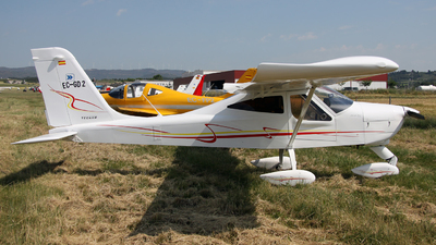 EC-GD2 - Tecnam P92 Echo Classic - Private