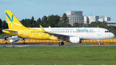 JA14VA - Airbus A320-214 - Vanilla Air