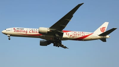B-2035 - Boeing 777-39LER - Air China