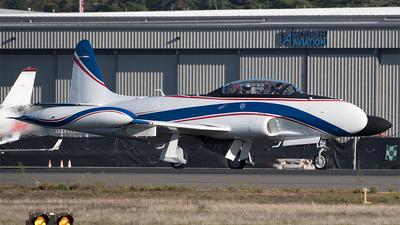 N416X - Canadair CT-133 Silver Star III - Boeing Company
